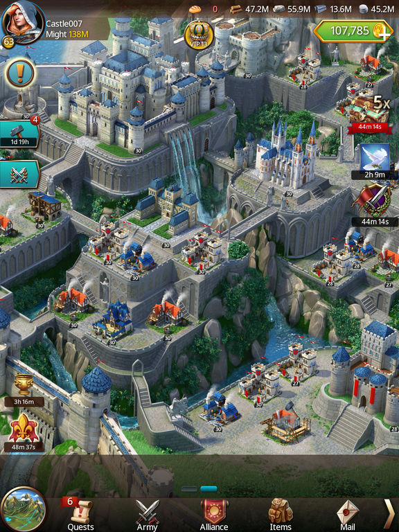 March of Empires screenshot 10