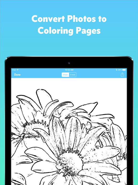 Photos To Coloring Pages App : App shopper lorelai coloring books entertainment