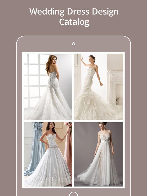 App shopper wedding dress design catalogs catalogs for Free wedding dress catalog