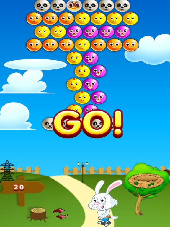 Baby Bubble Bird Rescue: Puzzle Blastscreeshot 2