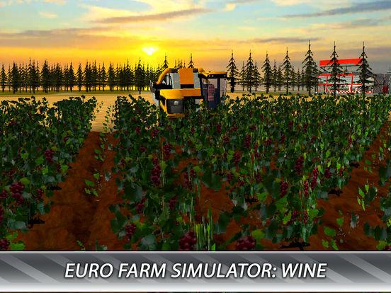 Euro Farm Simulator: Wine Full screenshot 5
