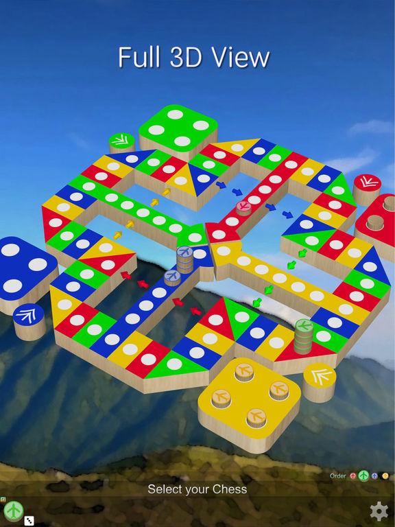 Aeroplane Chess 3D - Ludo VR Screenshots