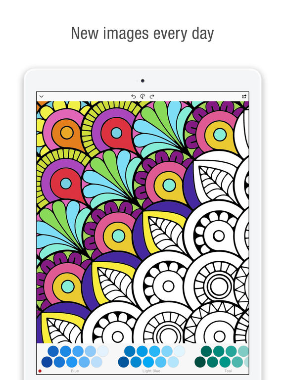 New Coloring Books For Adults : Tap & color coloring book for adults kids on the app store