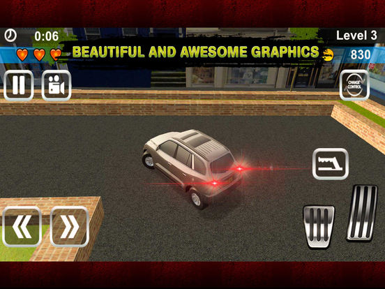 3D Dream Car Parking Simulator Pro screenshot 7