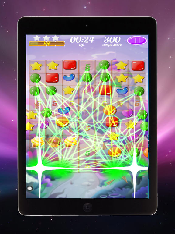 Sweet Candy Jelly Blast screenshot 7