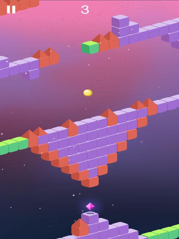 Trio Crazy Ball Cubic Maze Escape screenshot 6