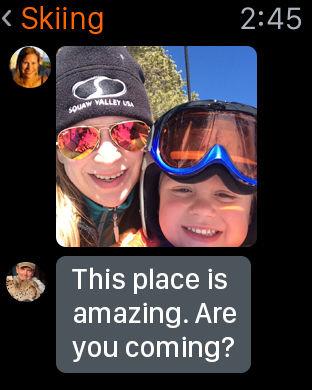 Voxer Walkie Talkie iPhone Screenshot 6