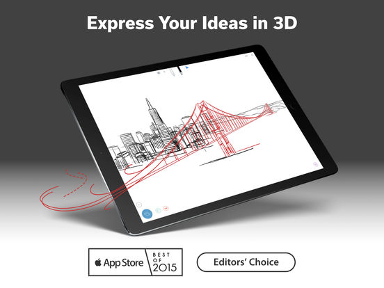 umake design and sketch in 3d on the app store