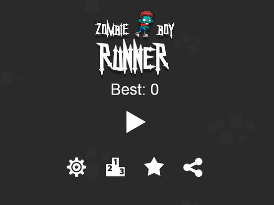 Zombie Boy Runner Pro Screenshots