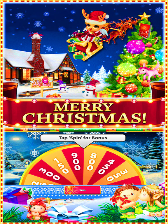 Very Merry Christmas Slot Machine - Play it Now for Free