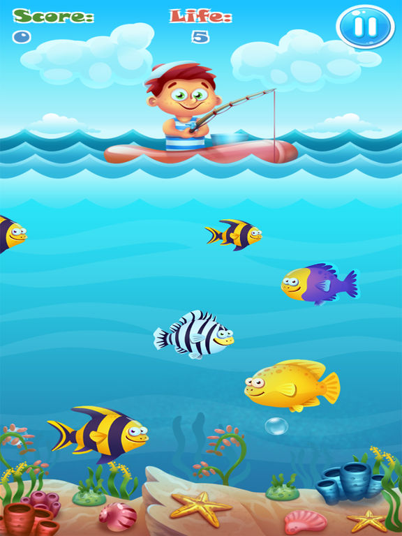 App shopper catch all fish games for Wsbtv fish and game