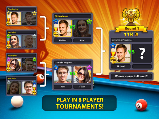 Screenshot #4 for 8 Ball Pool™