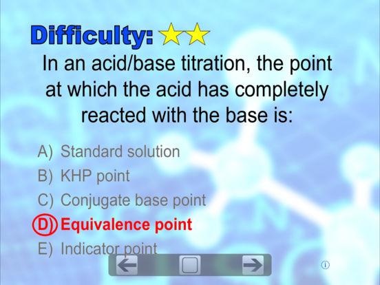 Chemistry Flashcard(s) iPad Screenshot 2