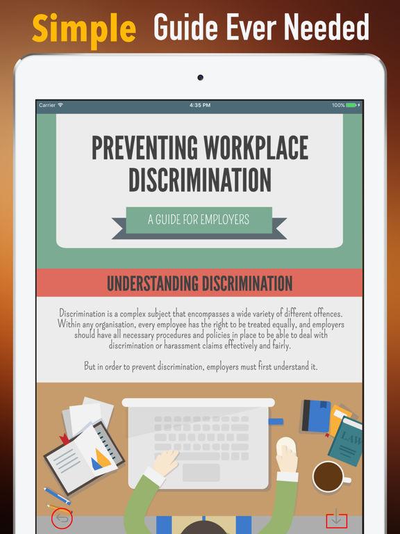 understanding workplace discrimination