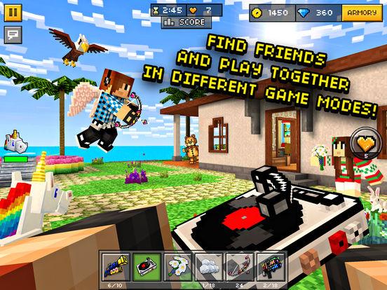 Pixel Gun 3D Screenshots