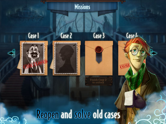 Screenshot #2 for Mysterium: The Board Game
