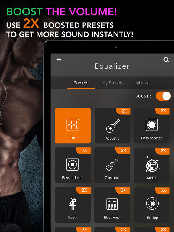 Equalizer PRO - Volume Booster And Music Player For iOS/Watch Has First Free Sale In Five Months