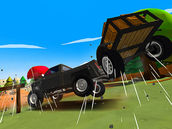 Truck Trials 2: Farm House 4x4 Screenshots