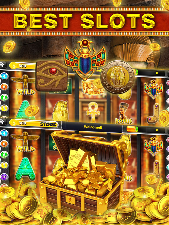 Treasures of egypt slots free games the escapist game free