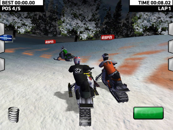 2XL Snocross Screenshots