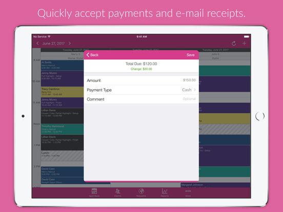 Salon Iris iPad Screenshot 4