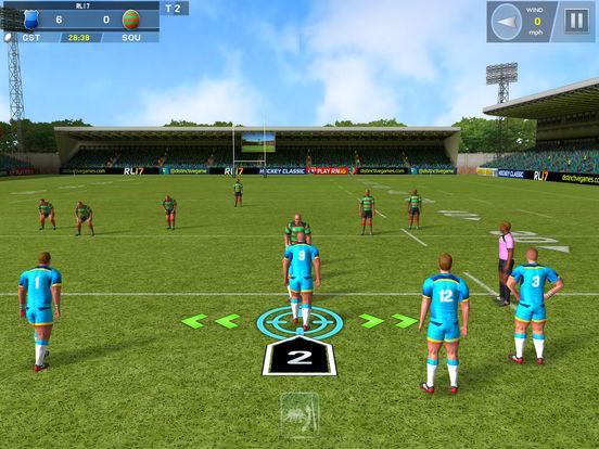 Rugby League 17 Screenshots