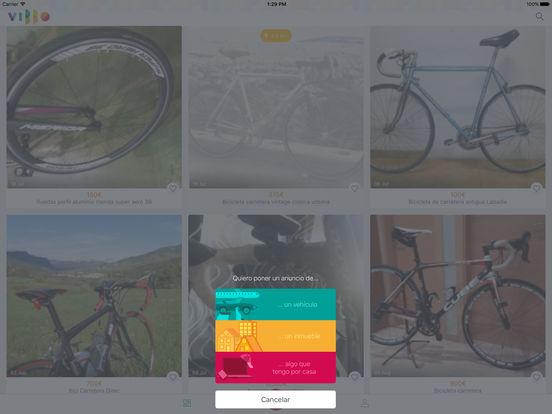 Segundamano.es iPad Screenshot 3