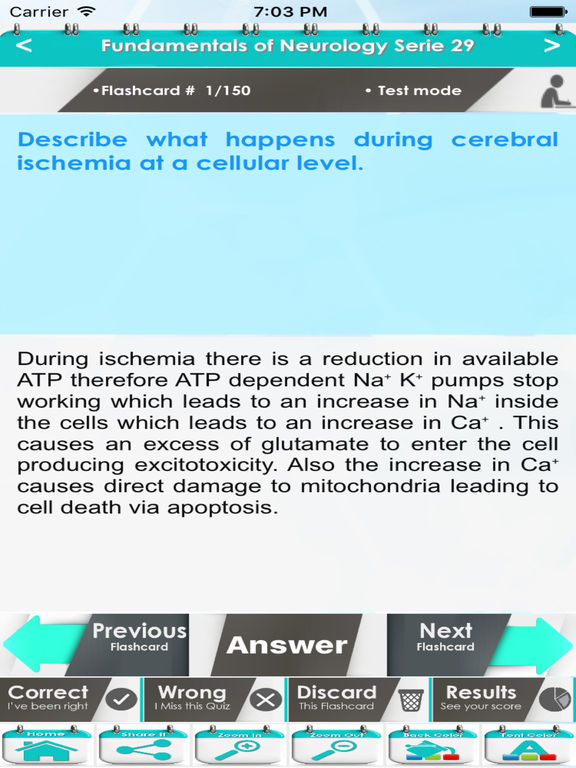 ATP Exam Flashcards