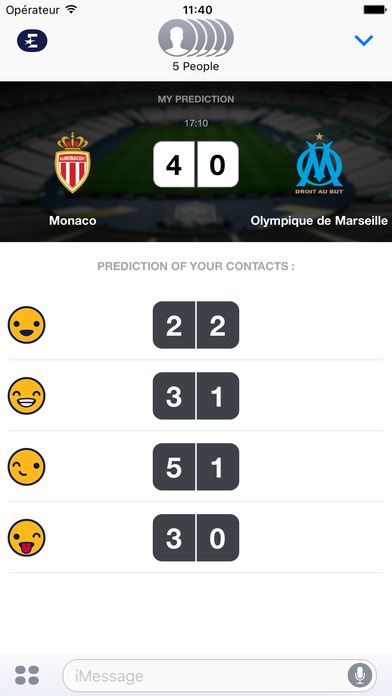 Eurosport iPhone Screenshot 8