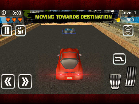 3D Dream Car Parking Simulator Pro screenshot 6