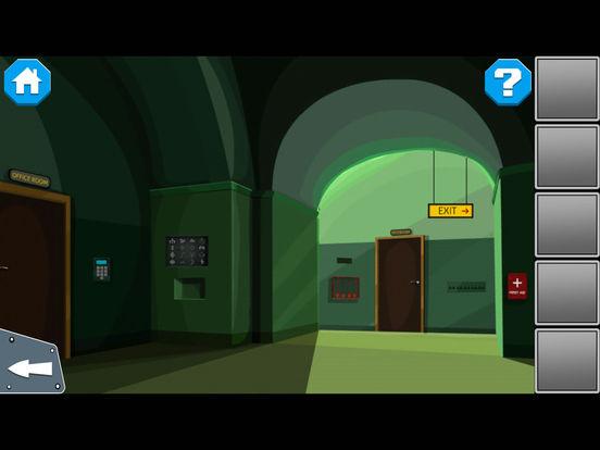 побег из особняка:выйти из метро игры Скриншоты7
