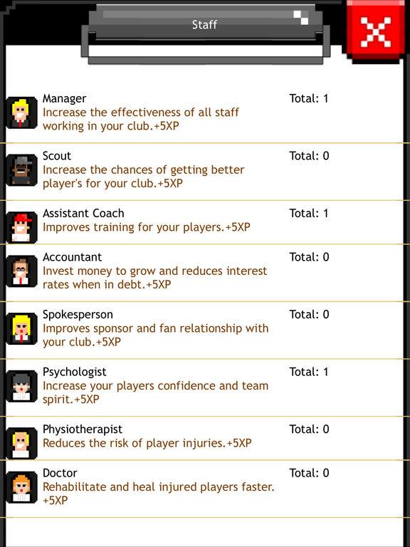 Baseball Fantasy Screenshots