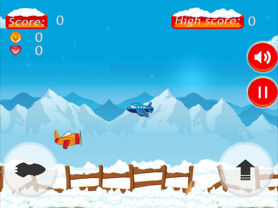 Endless Fly Toy screenshot 4