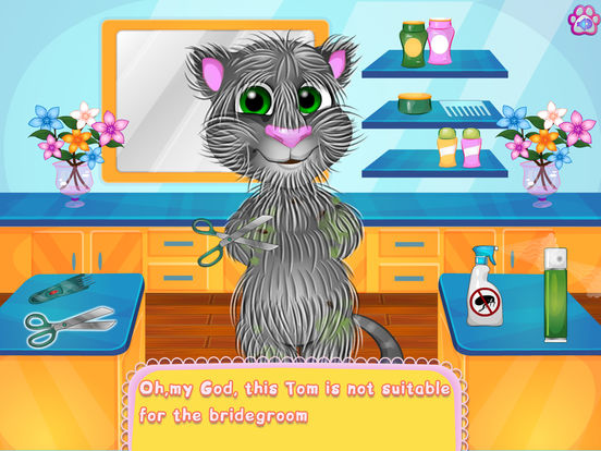 Kids Games:Tom And Angela Wedding Day screenshot 7