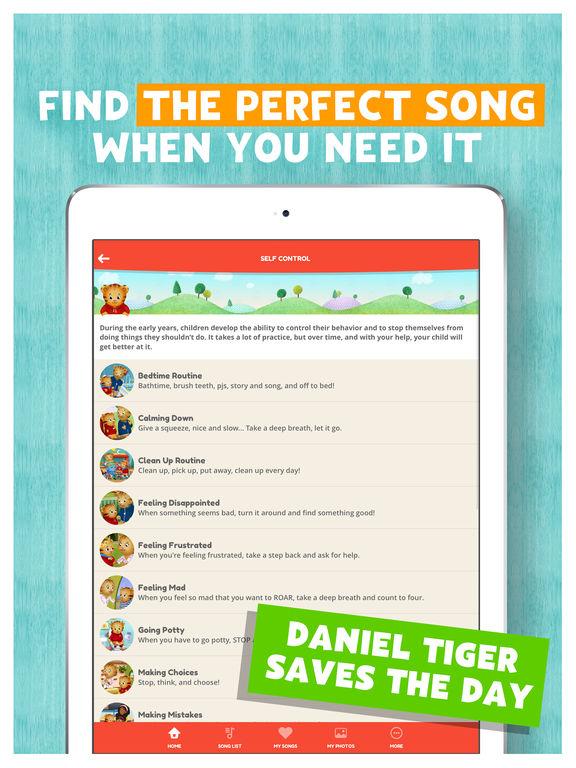 Daniel Tiger for Parents screenshot 8