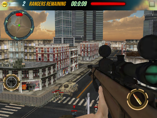 Sniper Assassin Ultimate 2017 на iPad