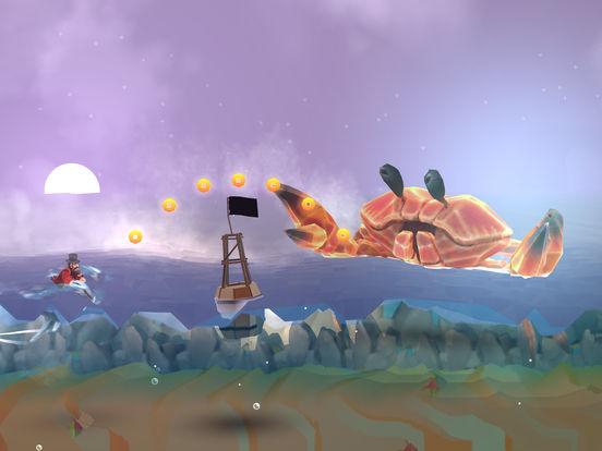 Run-A-Whale Screenshots