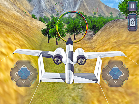 Air war Jet Battles Simulation screenshot 9