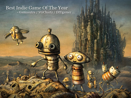 Machinarium For iOS/TV Ties Lowest Price In Two Years