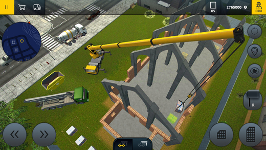 Construction Simulator PRO 2017 Screenshot