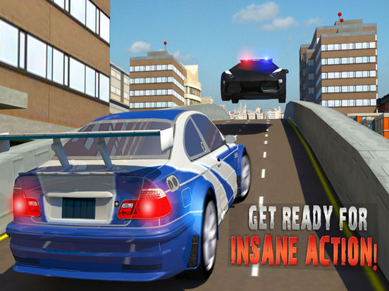Escape Police Car Chase Game: PRO screenshot 6