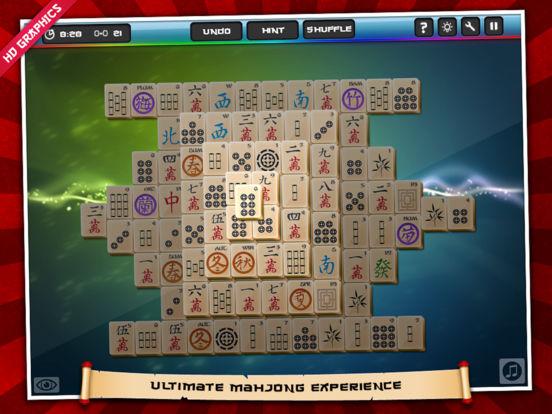 1001 Ultimate Mahjong™ на iPad