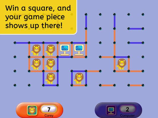 Square-Off Game iPad Screenshot 4