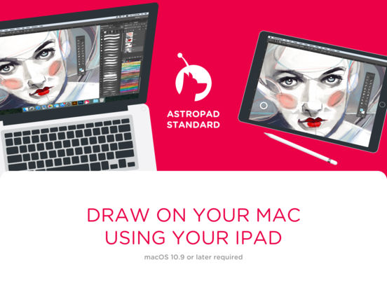 Astropad Standard Screenshots