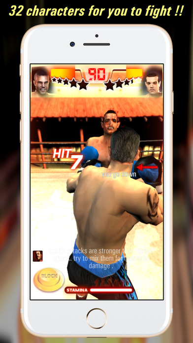 Iron Fist Boxing HD Edition Screenshots