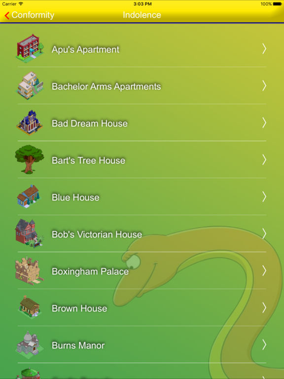 Best Guide for Simpsons Tapped Out (Unofficial) Screenshots