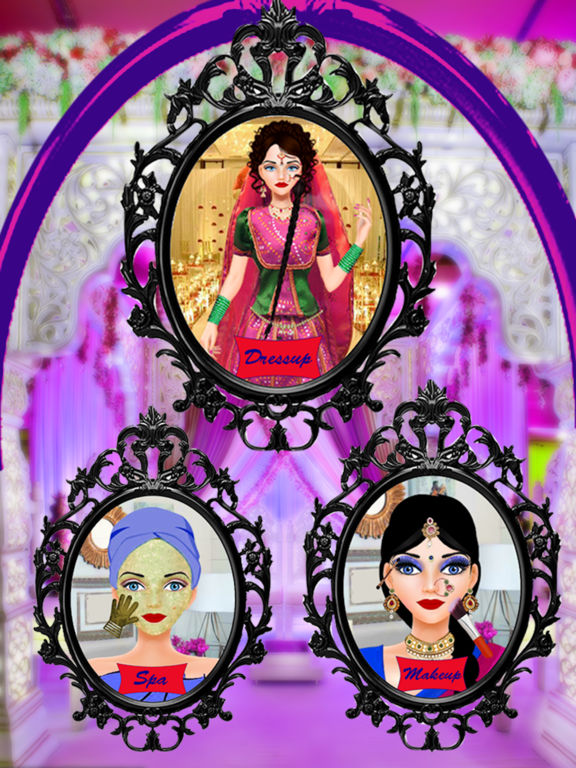 Indian Bridal Wedding Dress Up Games 79