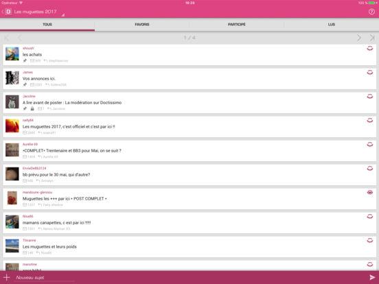 Club Docti iPad Screenshot 4