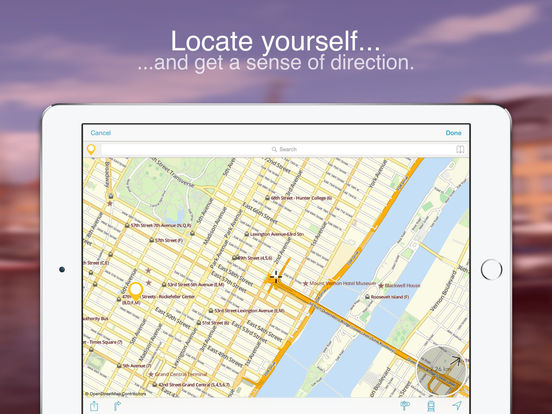 Venice on Foot : Offline Map Screenshots