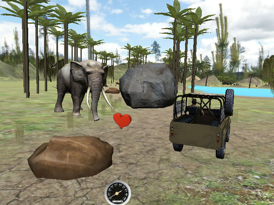 Safari Tours Wild Riding Adventure screenshot 9